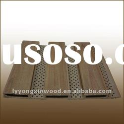 Wood-Plastic Composite195 Sound-Absorbing Panel
