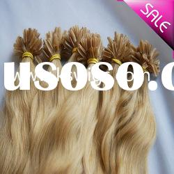 accept paypal good quality and low price u-tip hair natual wave