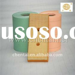auto air/oil filter paper