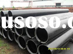 carbon steel seamless pipe with large diameter and heavy wall