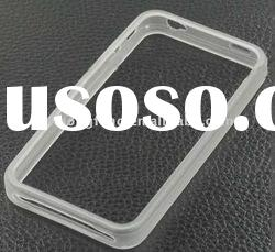 clear bumper for iphone 4,mobile phone case,bumper case,case for iphone