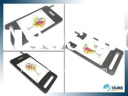 famous brand mobile phone touch screen for Samsung D980 with 10 months warranty