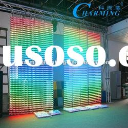 full color led video view display