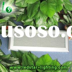 greenhouse Lighting 600W led grow light panel for tomato,fruits in red660nm