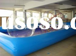inflatable water pool and water ball 2010YH-062