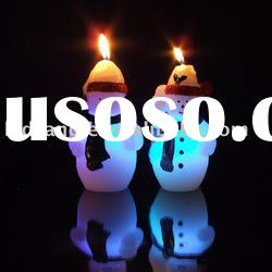 led blow candle with light,flashing candle