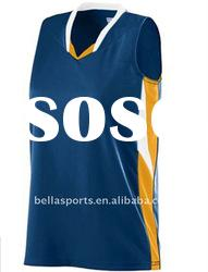 mens school volleyball clothing/volleyball jersey