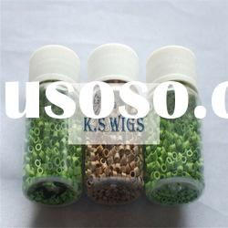 micro ring is use for easy ring. 500pcs/bottle,1000pcs/bottle