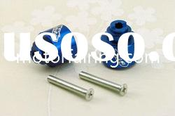 motorcycle Bar Ends/motorcycle Parts/Motorcycle accessories/bar ends anodized for honda