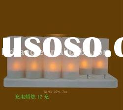 rechargeable led candles,