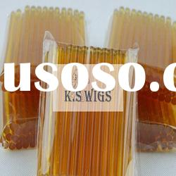 wholesale hot melt fusion glue for hair extension connecting