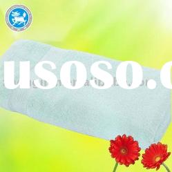 100%bamboo fiber satin bath towel
