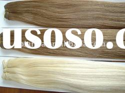 100%high quality brazilian human hair extensions,free shipping