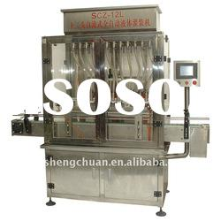 12-head Automatic small production bottle water filling machine