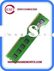 1333MHZ DDR3 2GB long-dimm ram memory module for desktop