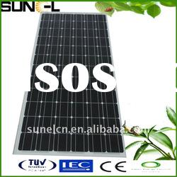 190w Monocrystalline Solar Panel/Module for Industrial Engineering Project