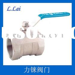 1PC Float Ball Valve with Handle