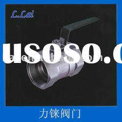 1pc Ball Valve with Handle