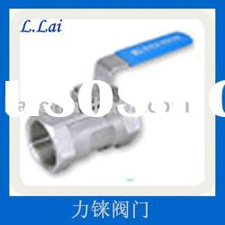 1pc Manual Ball Valve with Handle