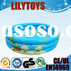 2012Hot-selling PVC inflatable water Pool /water game/inflatable toys