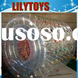 2012 PVC inflatable {lilytoys} zorb ball hot selling