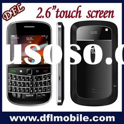 2012 new phone java games touch screen w9900 cell phone