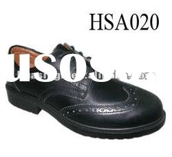 2012 newest style executive safety shoes with steel toe