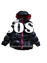 2012 winter chilren's down coat new fashion,girl's winter jacket