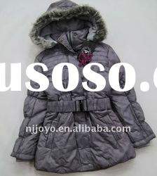 2012 winter coat new fashion,girl's winter jacket