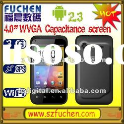 4.0'' Screen MTK6573 3G Android2.3.4 Mobile Phone