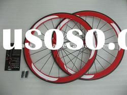50mm clincher 700c disc bicycle wheels/full carbon road wheels