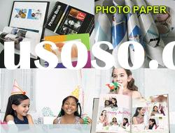 5x7 photo paper/High glossy photo paper for inkjet printer