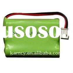 600mah rechargeable AAA nimh battery pack