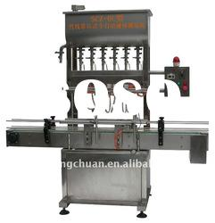 6-head Automatic yogurt filling machine