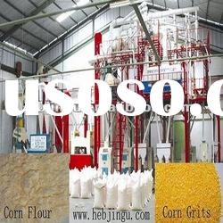 Advanced technology Eco-friendly Small mealie meal production line