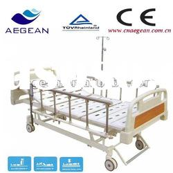 CE Approved 3-function Hospital Motor Bed