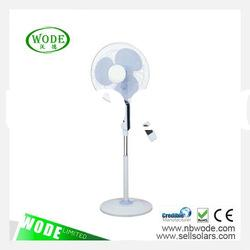 Cheap Electric Stand Fan With R/C,Remote Controller ( 0.5-7.5 hours timer)