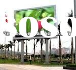 Clearly Big Outdoor LED Display Screen Wall