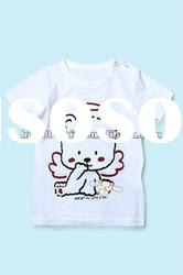 Custom Private Label 100% Cotton Children T Shirts