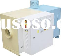 Electrostatic Oil Mist Collection Device for Machine Tools
