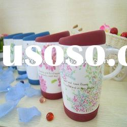 Enamel mugOffice mugs,Porcelain mugs, color customized