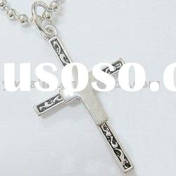 Fashion cross necklace pendant/Cross pendant for men and women/Religious Jewelry