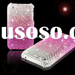 Full diamond cell phone case for iphone 3G