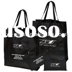 High Quality Non woven Folding Shopping Tote Bag