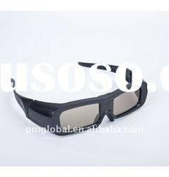High-end 3D Active Shutter Glasses for Brand 3D TV,PC,Theater Systerm