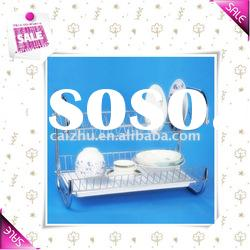 Hot sale 2-tier Stainless Dish Rack for Korea