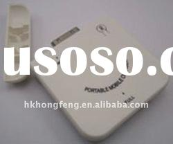 Hot sell External battery portable battery charger for iphone 4g 4s paypal accept