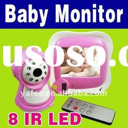 LCD Night vision Wireless Baby Monitor Video Camera SP-73