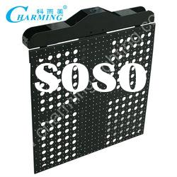 LED light weight display screen outdoor