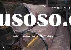 Low temperature ASTM a333 GR.1/GR.3/GR.4/GR.6 seamless pipes